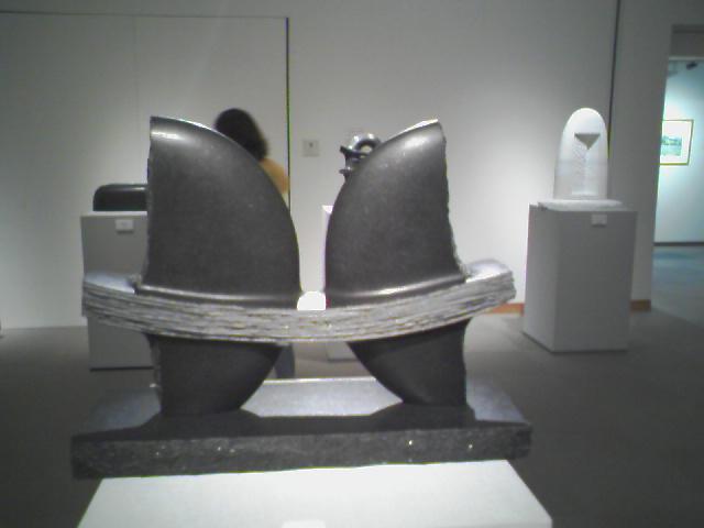 田中等彫刻展