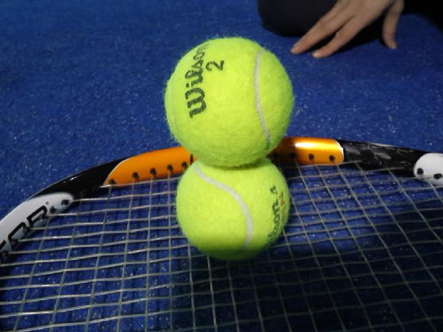 テニスは楽しい!